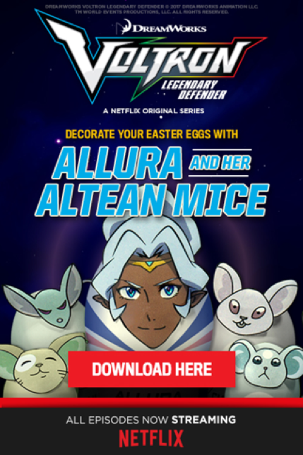 voltron-easter